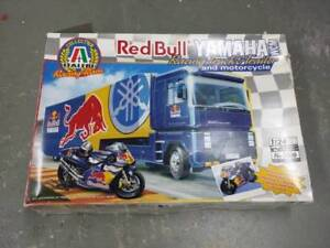 Red Bull Yamaha Racing Truck & Trailer *Price Reduced*