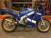 Yamaha TZR 125 1987 for sale .