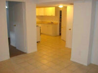 SPACIOUS 2-BEDROOM BASEMENT APARTMENT AVAILABLE IN SCARBOROUGH