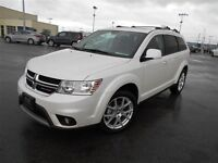 2015 Dodge Journey LIMITED 7 PASSAGERS DVD