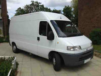 *** MAN with a VAN *** Easy and Reliable Moving Service Fixed Prices, North East South & West London