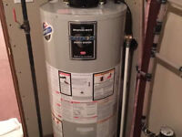 Water heater change outs!!