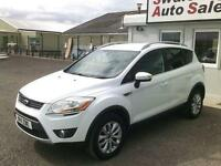 2011 FORD KUGA TDCI TITANIUM 2L, 4X4, 1 OWNER FROM NEW, FULL SERVICE HISTORY
