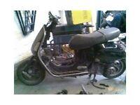 all piaggio/vespa bikes wanted all conditions all models