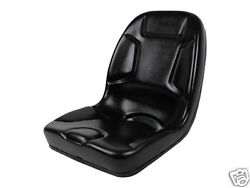 HIGH BACK SEAT FOR CASE IH 184,234,235,254,255,275,284,384 COMPACT TRACTORS #IS