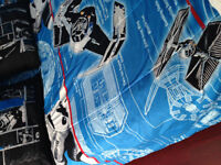 STAR WARS BED SET
