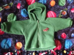 Mec fleece hoodie 6 month