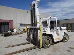 Outdoor Clark Forklift For Sale