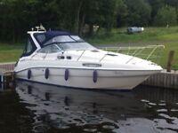 BOAT/CRUISER Sealine S28 Sports Cruiser