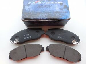 Acura CL Honda Accord 1990-2002 Front Brake Pad Set NEW OEM