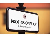 CV Writing from £20; Professional CV Writer - 400+ Great Reviews - FREE CV Feedback - LinkedIn