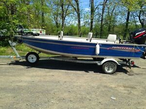 ~ WANTED ~ 16' Aluminum Boat Lund Princecraft