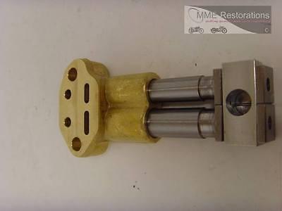 TRIUMPH OIL PUMP T120 T140 T100 5TA UNIT TWINS 1957 80 UK MADE 70 9421
