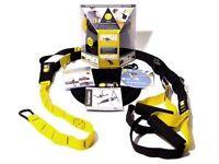 Trx professional suspension trainer
