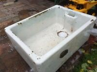**BULTER AND BELFAST SINKS**6 AVAILABLE**