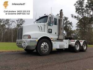 2002 Kenworth T404 , 575hp , 70 tone rated Port Melbourne Port Phillip Preview