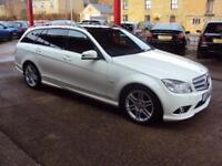 2011 11 MERCEDES-BENZ C CLASS 2.1 C220 CDI BLUEEFFICIENCY SPORT AUTO DIESEL