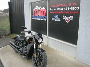 2017 Victory Octane Gloss Black with Graphics