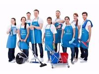 CLEANERS NEEDED FOR KINGSTON, SURBITON, NEW MALDEN, WALTON ON THAMES, ESHER. FULL/PART TIME