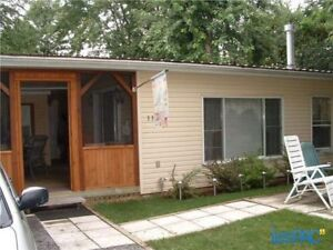 Chalet for sell in camping St Anicet