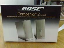 Bose Companion 2 Series II Multimedia System Melbourne CBD Melbourne City Preview