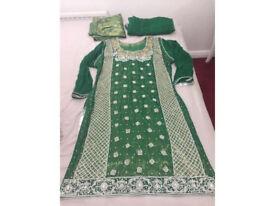Asian Pakistani Indian Dress
