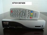 USED satellite Receiver DreamBox DM500 fully updated