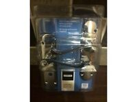 Brand New - Constable Bathroom Lever Lock - Chrome Polished