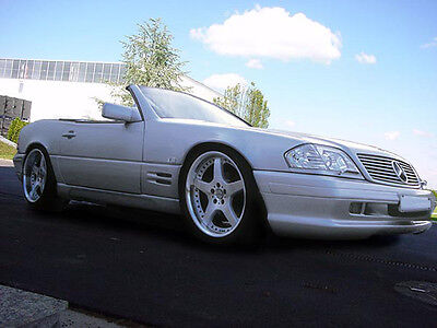 Mercedes Benz SL R129 Performance Styling  Komplett Umbau 1989-2001