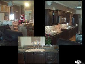 Complete bath and kitchen renos London Ontario image 6