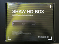 Shaw HD Box - Mortorola DCX3200P2-M
