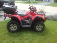 Parting out 2008 and 2010 Can Am Outlander 650! Same as 800
