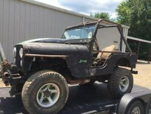 1973 Jeep CJ5 V8 Offroad
