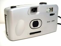 35mm Film Camera with Carrying Case