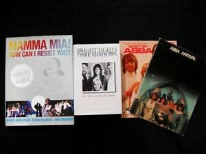 ABBA: Biography + The Musical + Sheet Music for Arrival & Best Of Loganholme Logan Area Preview