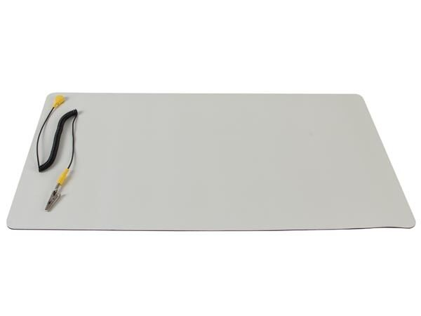 """Anti-Static Mat with Ground Cord - 11.8"""" X 22""""  ( AS4 )"""