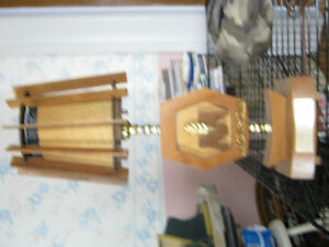 HANDMADE MOLSON LAMP Kawartha Lakes Peterborough Area image 1