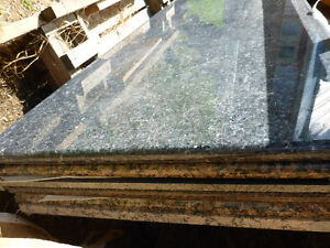 Granite $25 to $48sqFt     no tax, cash and carry