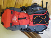 LOWE Alpine Haute Route 50 Travel backpack