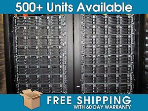 Dell-Poweredge-C6100-2U-8x-XEON-QC-L5520-2-26GHz-4xNODES-NO-HDD-96GB-Ram-Tested
