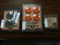 Light accessories for Harley Davidson