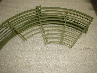 Military Diesel Generator Left Hand Fan Guard Part Mep-006a Mep-105a Mep-115a