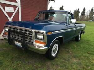 WANTED: 1979 Ford F150