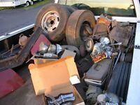 Junk Removal, Yard Waste, Old Appliances- Cheapest You'll Find