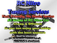 RC NITRO TUNING SERVICES
