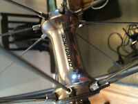 Shimano WH-7801-SL wheelsets - clincher