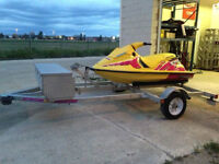 AWESOME 1996 Seadoo XP Limited 800 PWC