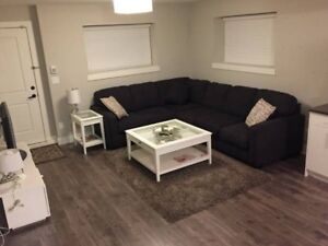 Basement suite for rent - everything included
