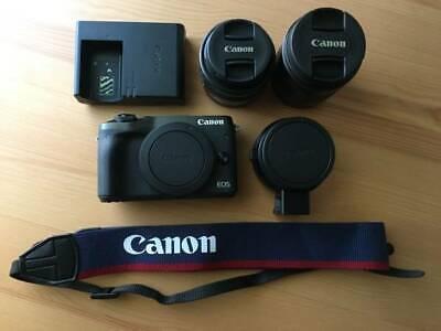 Canon EOS M6 Bundle OBO
