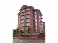 Luxury double bed room in a 2 bed flat with car parking in the heart of cov city center